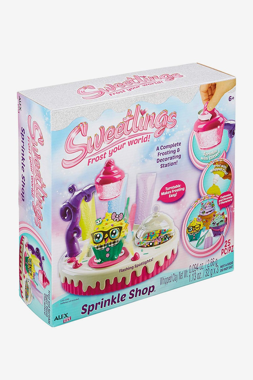 DIY Sweetlings Sprinkle Shop, Pink Combo