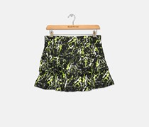 Ideology Little Girls Tiered-Back Skort, Splatter