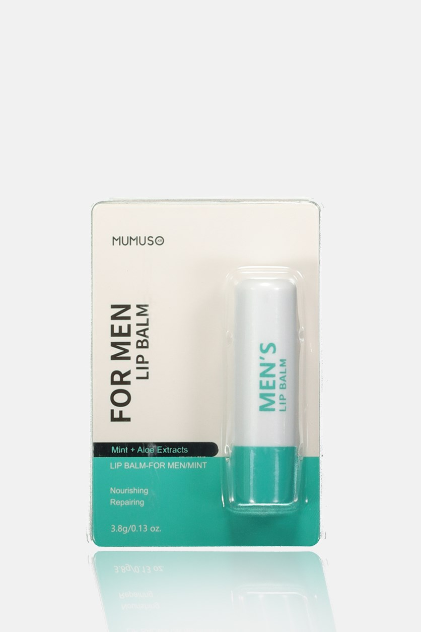 Lip Balm For Men, Mint