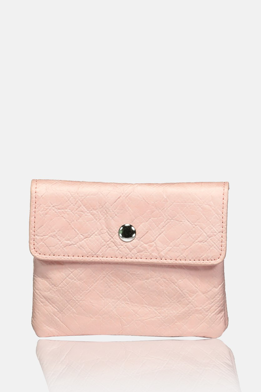Paper Coin Purse, Pink