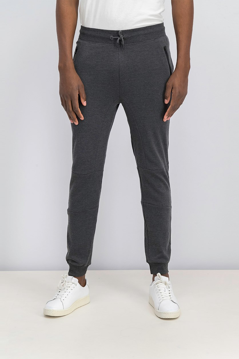 Men's Canaberra Jogger Pants, Charcoal Heather