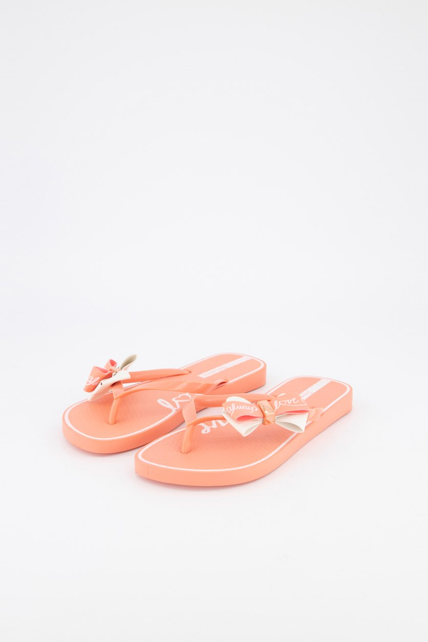 Lolita Love Special Slippers, Coral