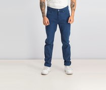 Mango Men's Pull-On Pants, Blue