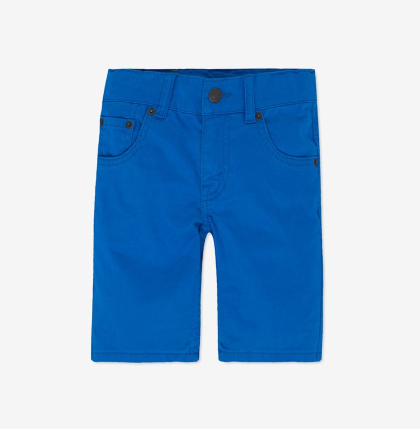 Big Boys 511 Sueded Shorts, Blue