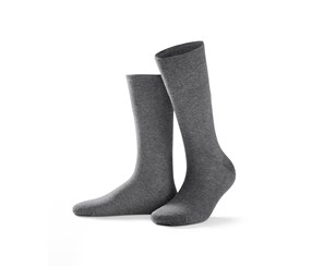 Men's Diabetic Socks, Grey