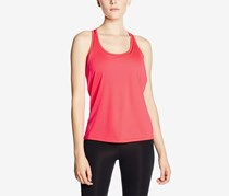 Reebok Running Essentials Long Bra Top, Neon Cherry