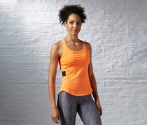 Reebok Women One Series Adv Top, Orange