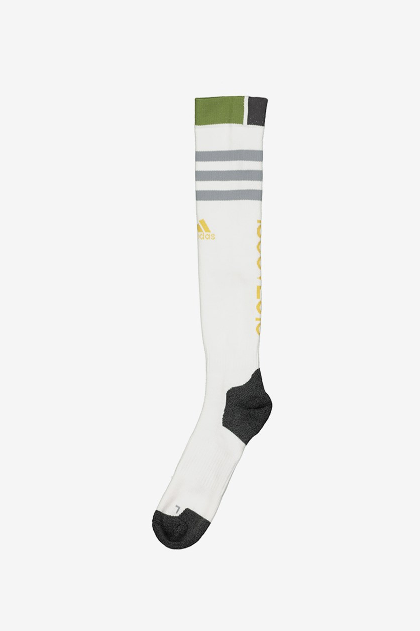 Harlequin Home Rugby Socks, White Combo