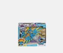 Guardians Of Harmony Spitfire And Soarin Figures, Blue
