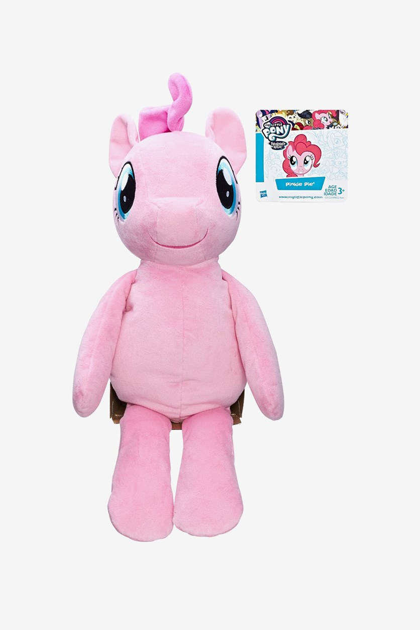 My Little Pony Friendship Is Magic Pinkie Pie Huggable Plush, Pink