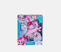 My Little Pony The Movie Pinkie Pie Swimming Seapony, Pink