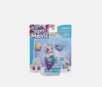 My Little Pony the Movie Baby Seapony Crystal Pearl, Purple/Green
