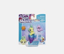 My Little Pony the Movie Baby Seapony Lily Drop, Yellow/Green