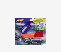 Nerf Nitro ThrottleShot Blitz, Blue/Red/Green