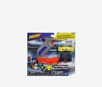 NERF Nitro Throttle Shot Blitz, Gray/Orange