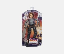 Hasbro Star Wars Forces of Destiny Jyn Erso Action Figure, Brown
