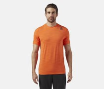 Reebok Men's RC Activechill Vent Tee, Orange