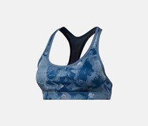 Reebok Women's Hero Run Padded Bra, Blue