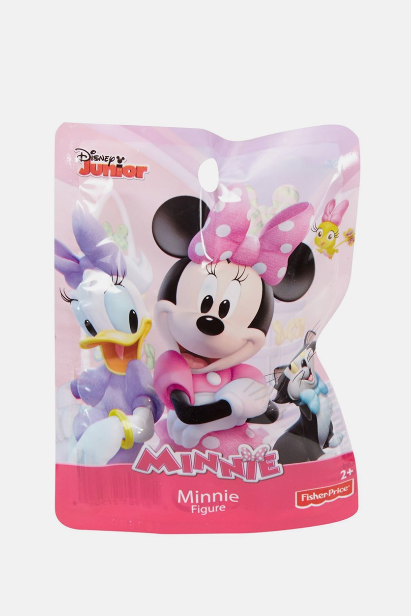 Minnie Mouse Figure, Pink