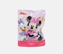 Disney Beach Minnie Figure, Pink