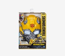 Transformers: Bumblebee Voice Changer Mask, Yellow