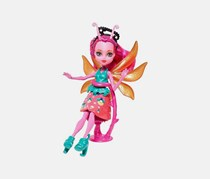 Mattel Monster High Garten-Monsterfreundinnen Insekt Lumina Doll, Pink Combo