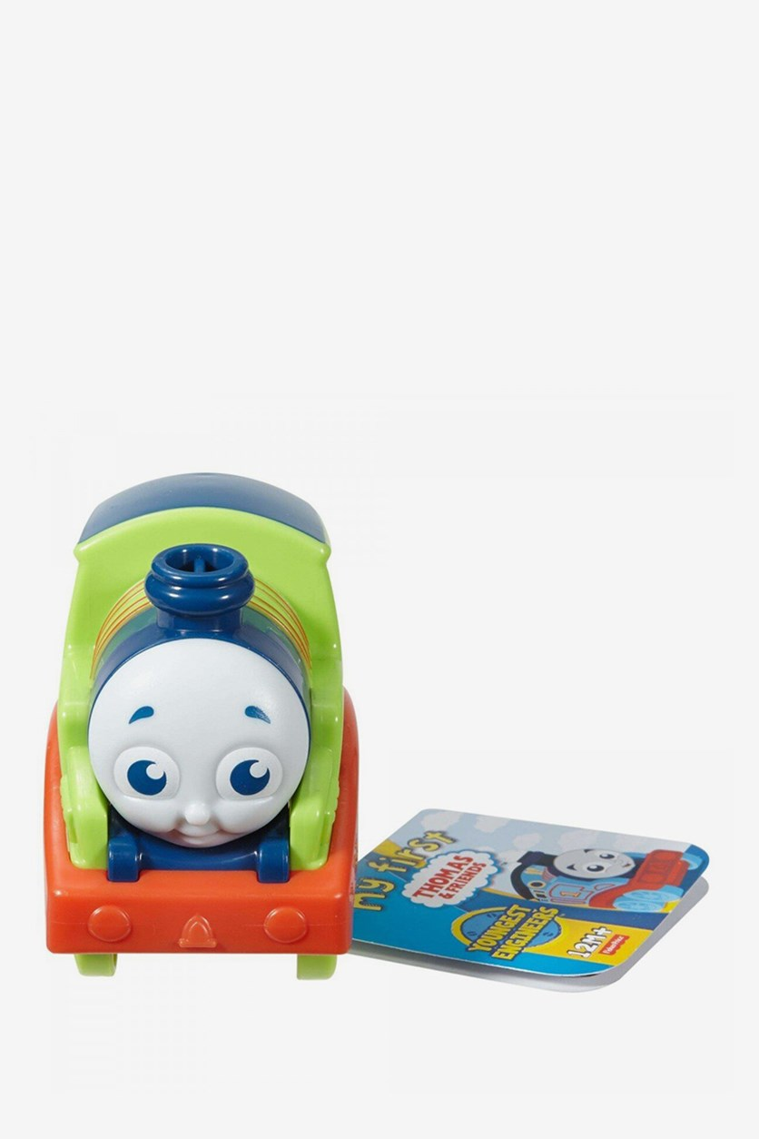 Fisher Price Thomas & Friends Push Along Percy, Green
