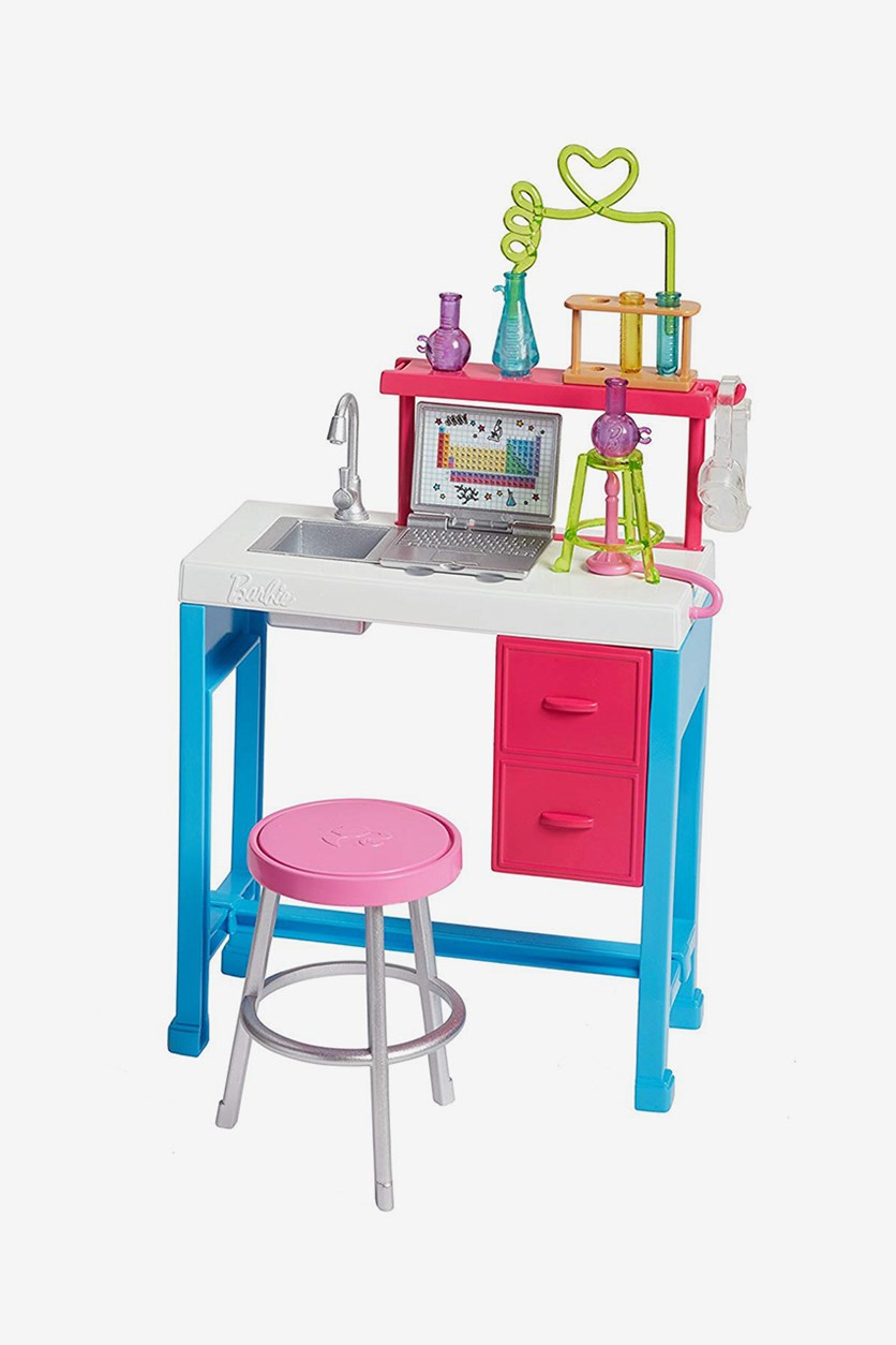 Science Lab Playset, Pink/Blue Combo