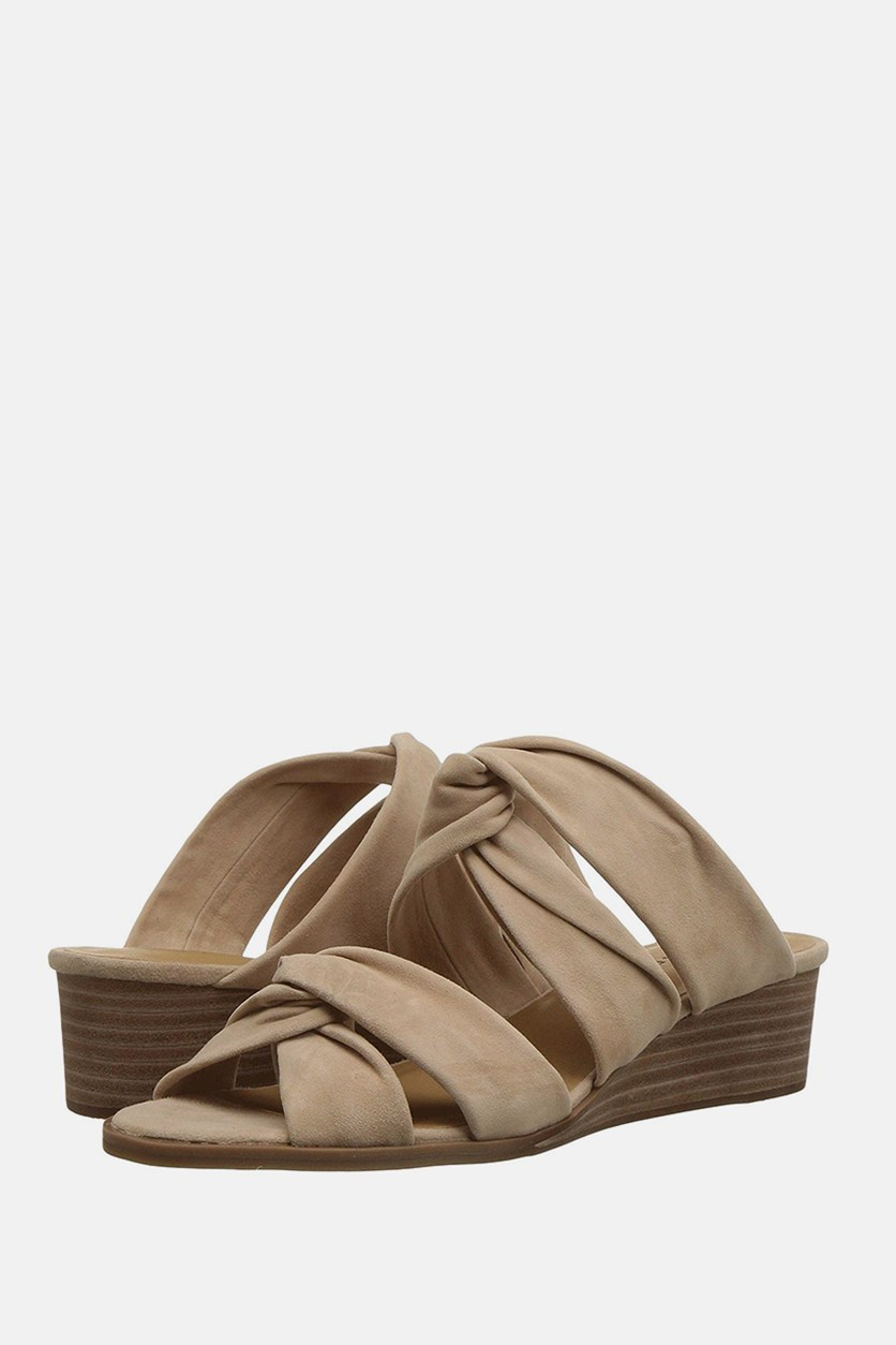 Rhilley Wedge Sandals, Laguna