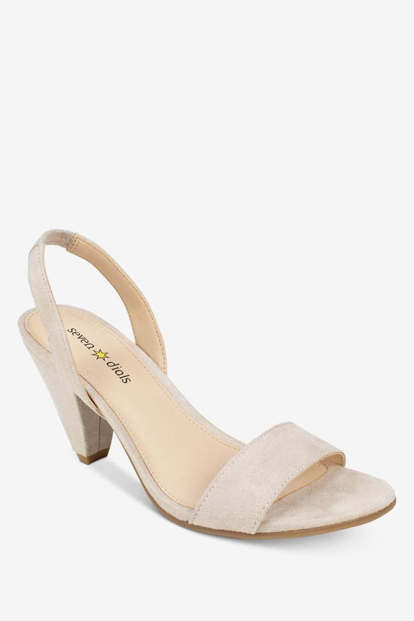 Women's Ramsbury Two-Piece Dress Sandals, Nude