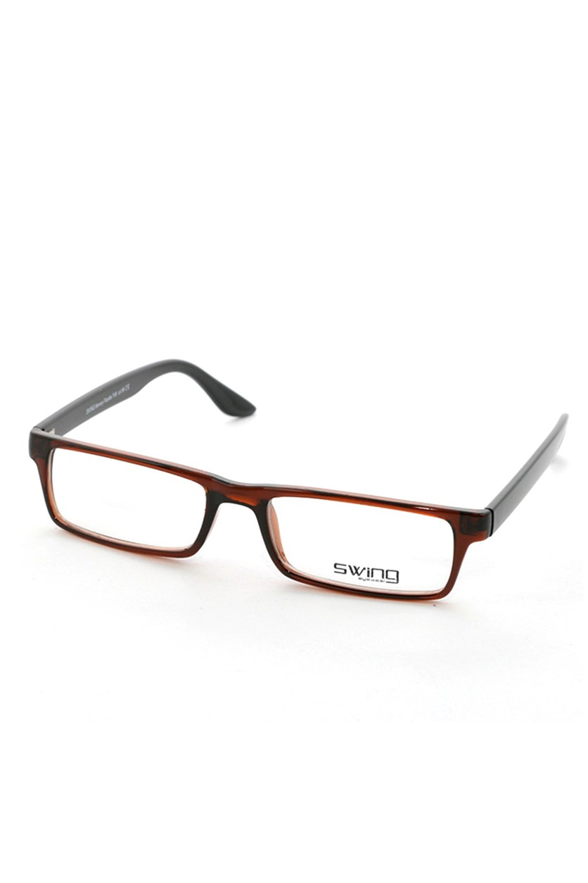 Eyewear Unisex TR036 Memory Flexible Frames, Brown