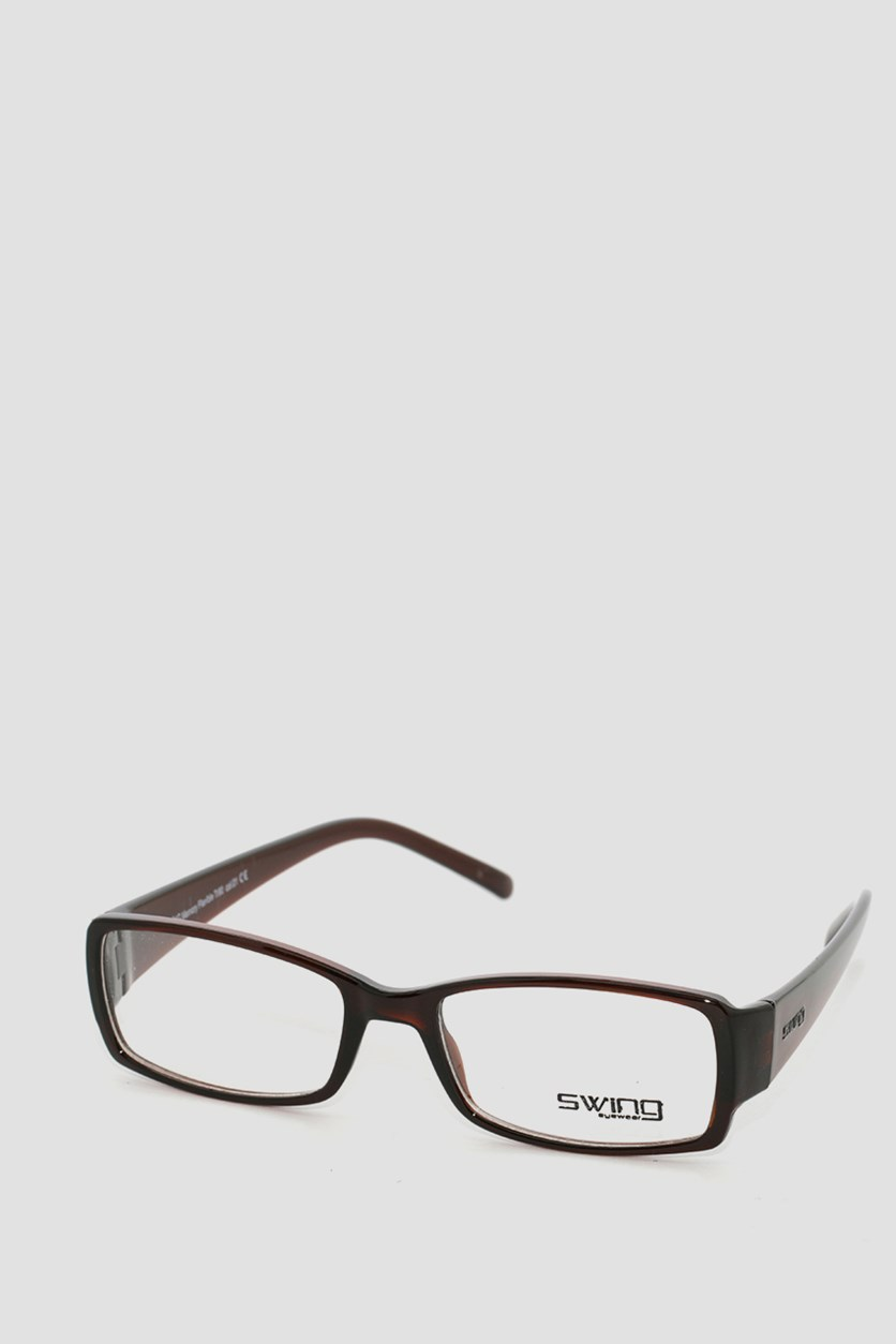 Eyewear Unisex TR042 Memory Flexible Frames, Dark Brown