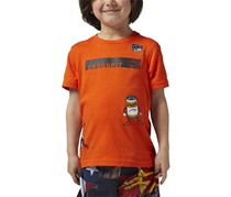 Reebok Boy's T-Shirt, Orange