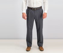 Hart Schaffner Marx Men's Pants, Gray