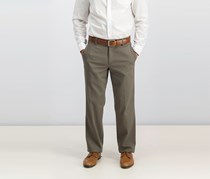 Dockers Men Stretch Straight Fit Pants, Brown