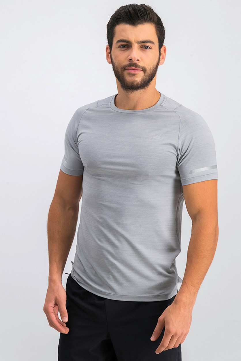 Men's Seasonless Short Sleeve T-Shirt, Grey