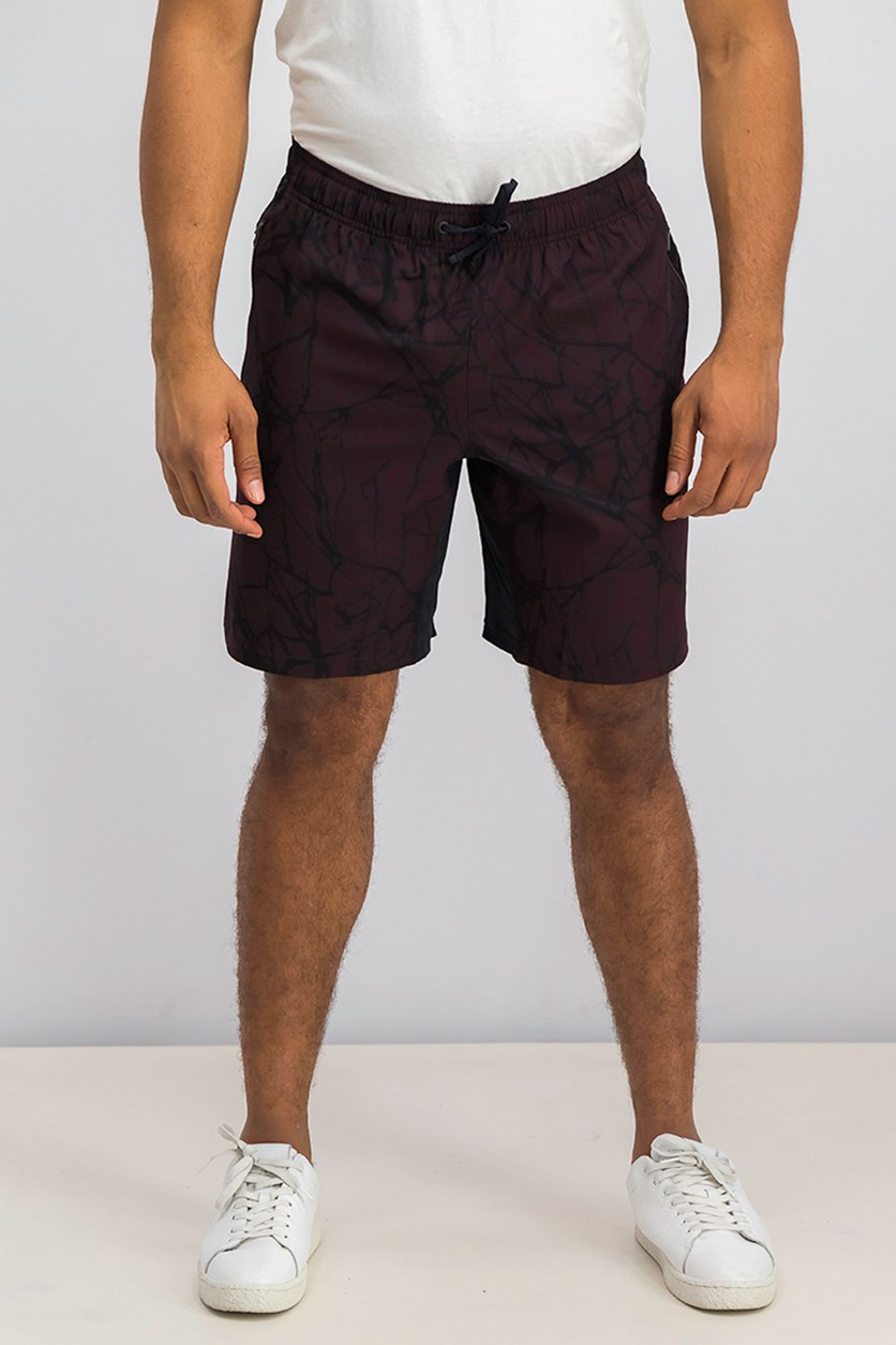 Men's Max Intensity Shorts, Plum