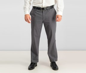 Polo Ralph Lauren Men's Stretch Classic-Fit Chinos, Medium Grey