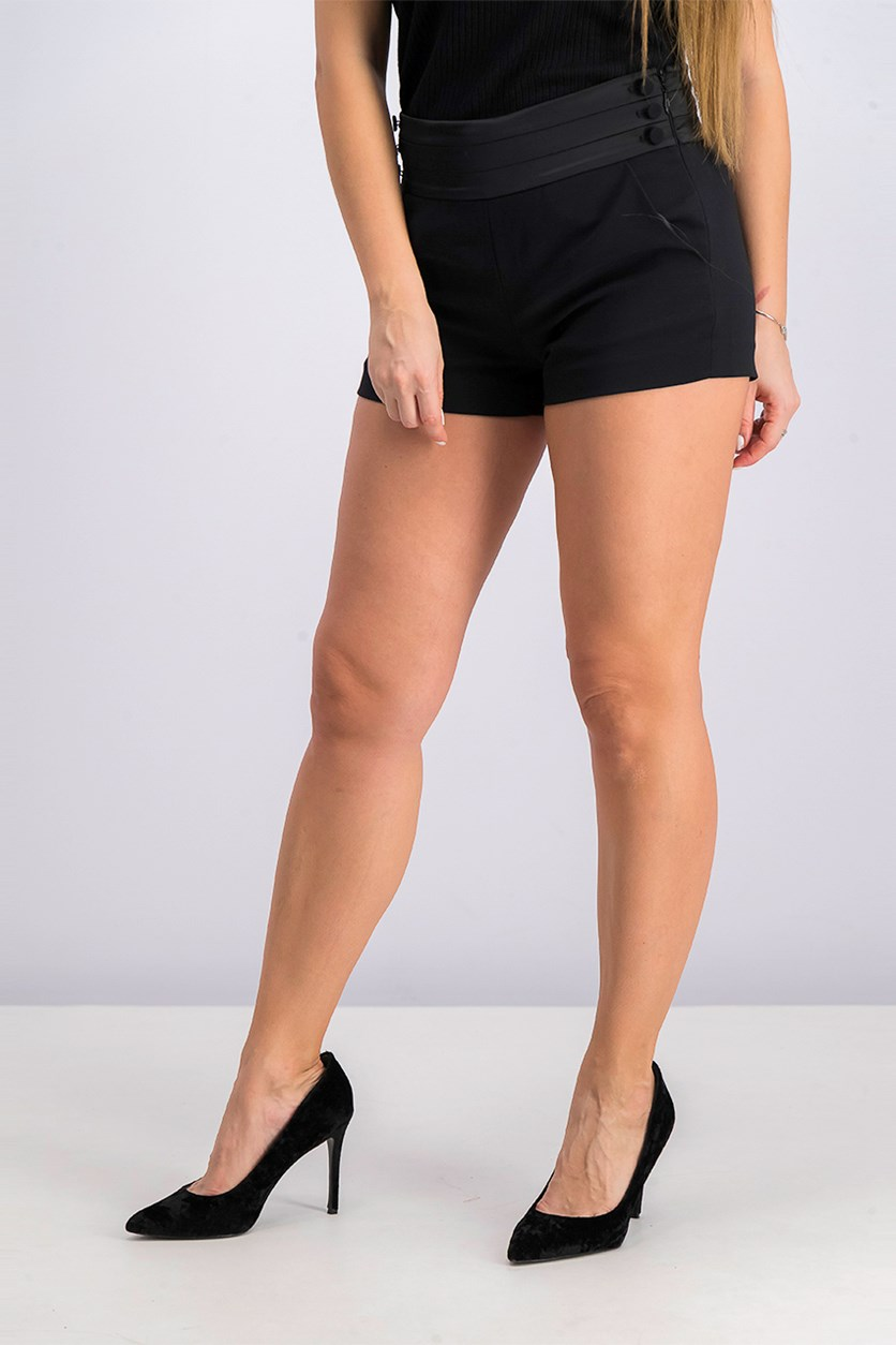 Maryl Short, Black