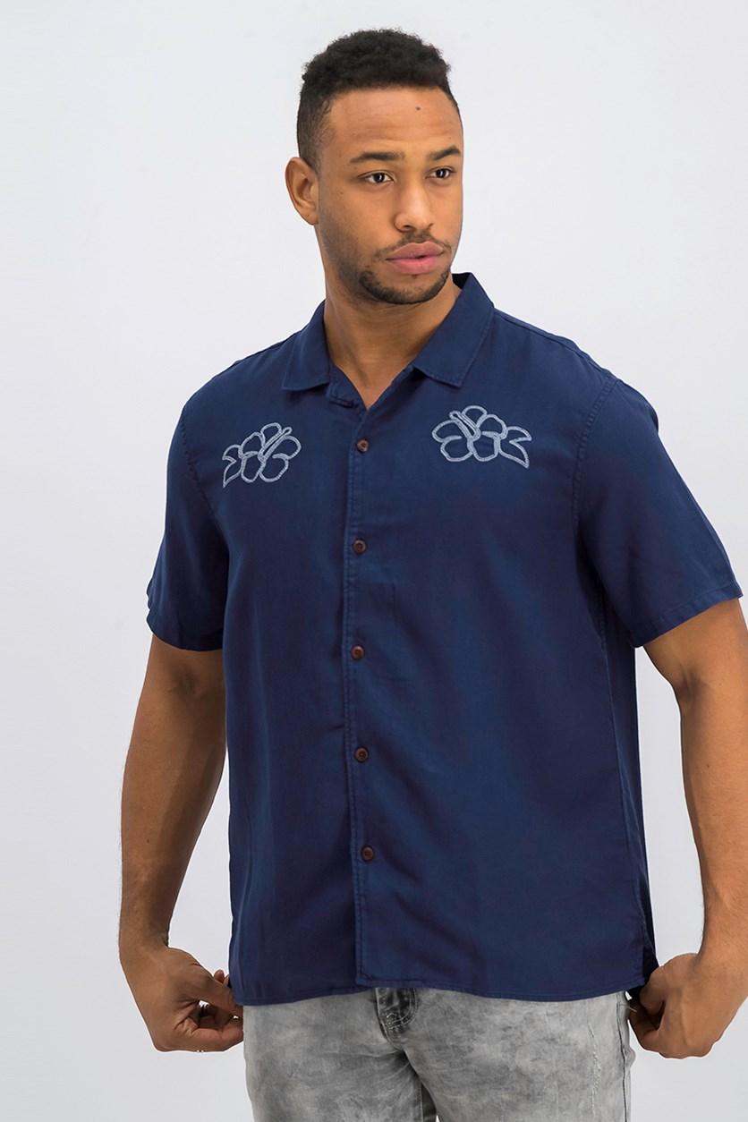 Men's Anywhere Else Shirt, Navy