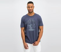 Lucky Brand Graphic Print T-Shirt, Navy