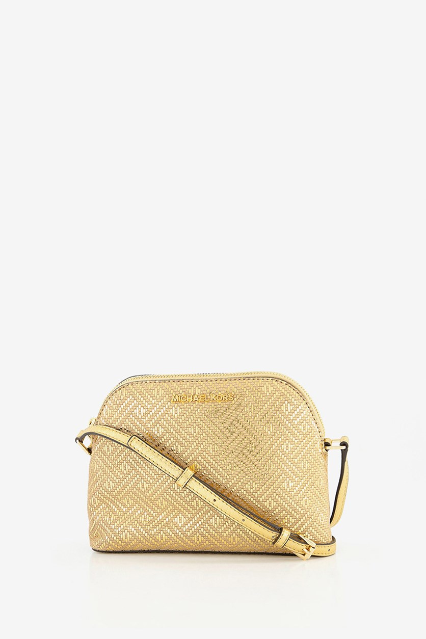 Women Adele Crossbody Bags, Gold