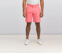 Tommy Hilfiger Mens 9' Inseam Casual Walking Shorts, Pink