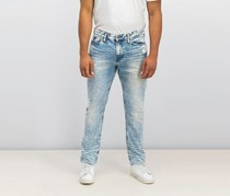 Guess Men's Slim Tapered Jeans, Blue Wash