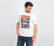 New Balance Men's Ghost Tee Shirt, White