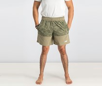 New Balance Men's Essential Board Short, Olive