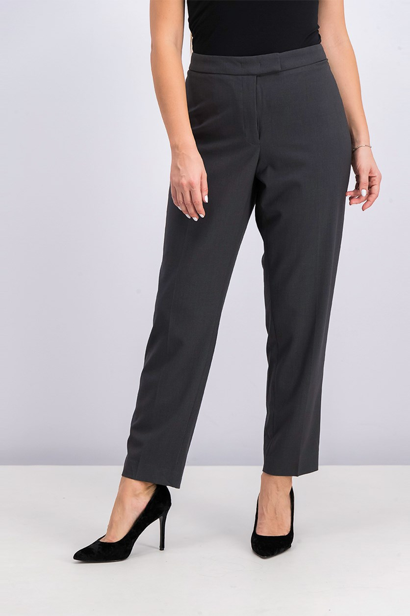 Anne Klein Women's Suit Pants, Grey
