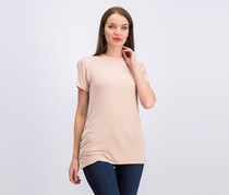 Guess By Marciano Mariana Top, Sheer Beige/Blush