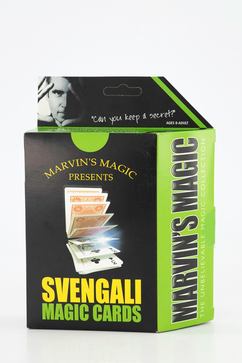 Presents Svengali Magic Cards Deck, Combo