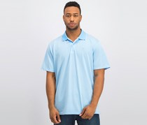 Men's Southern Tide Stripe Stretch Polo, Blue/White